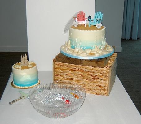 cake reception