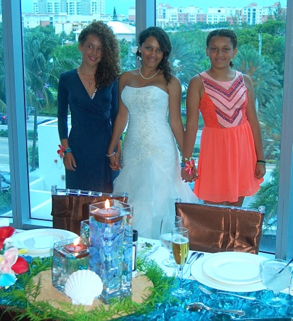 Sisters Reception