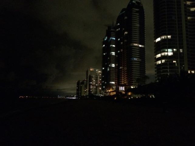 Sunny Isles night